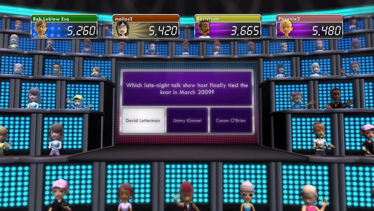 1 vs. 100 (2009 video game) 1 vs 100 Game Giant Bomb