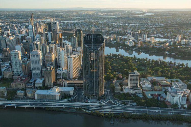 1 William Street, Brisbane 1 William Street Brisbane Multiplex