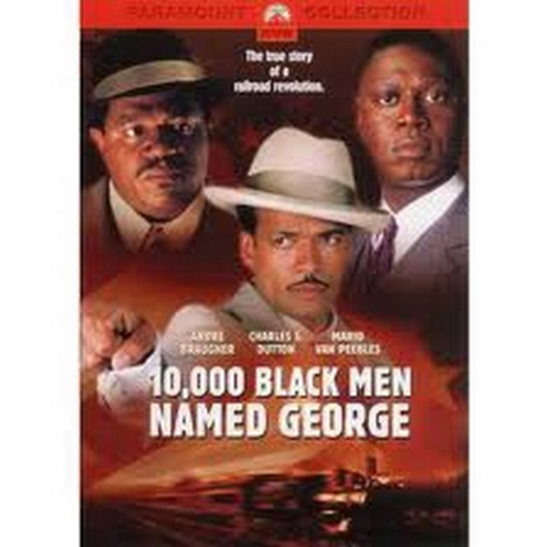 10,000 Black Men Named George movie poster