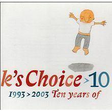 10: 1993–2003 – Ten Years Of httpsuploadwikimediaorgwikipediaenthumbe
