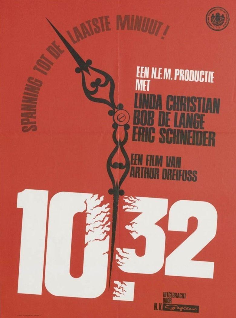 10:32 movie poster