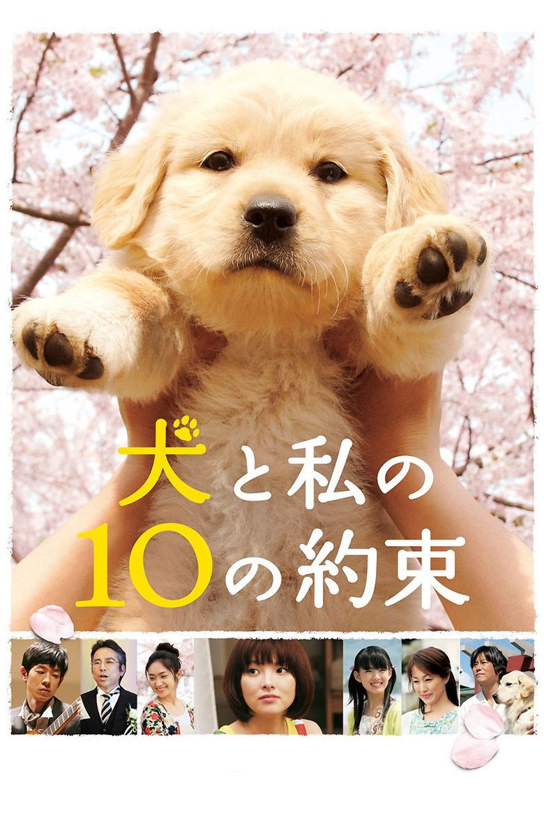 10 Promises to My Dog movie poster