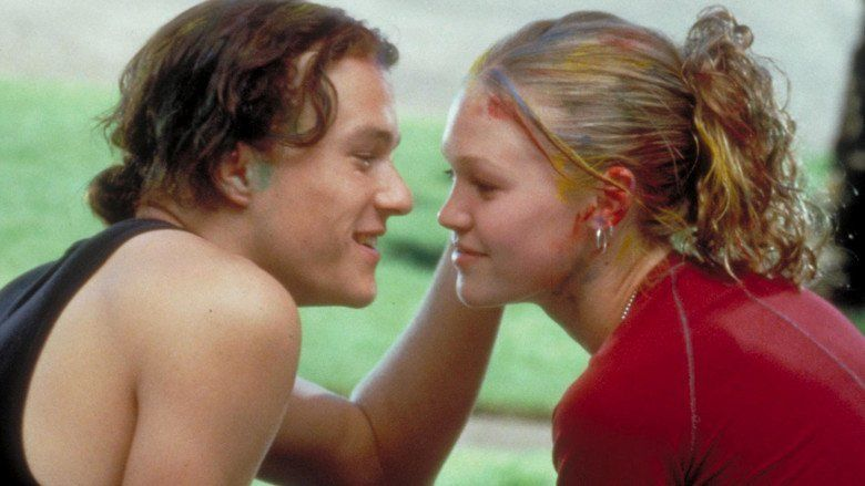 10 Things I Hate About You movie scenes
