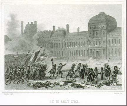 10 August (French Revolution) httpssmediacacheak0pinimgcomoriginalsbb