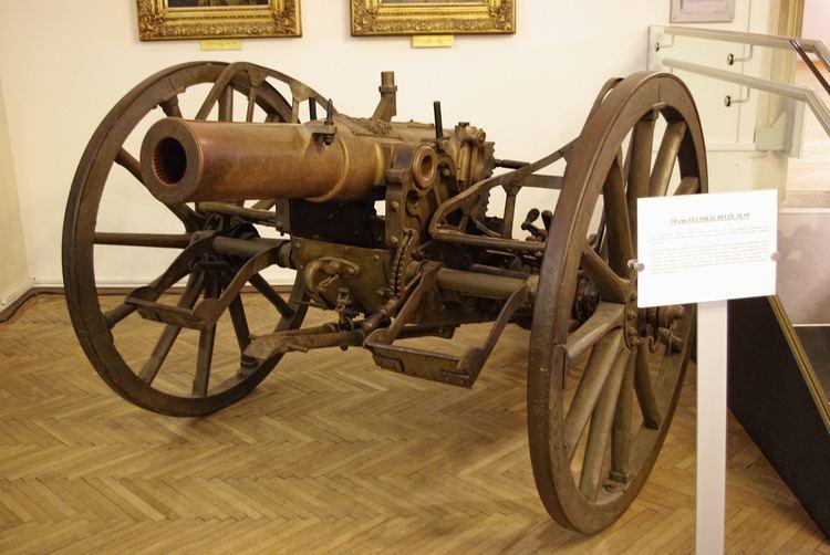 10 cm Feldhaubitze M 99