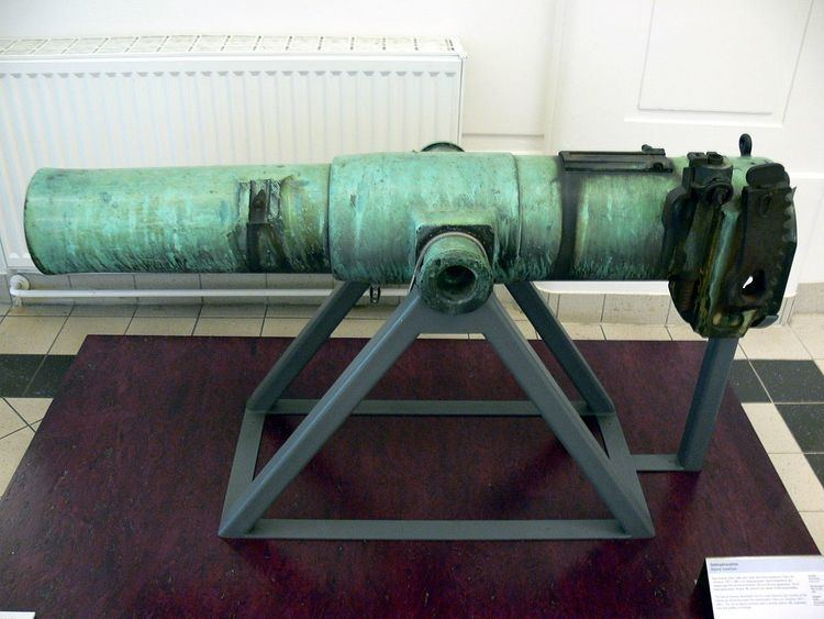 10 cm Gebirgshaubitze M 99