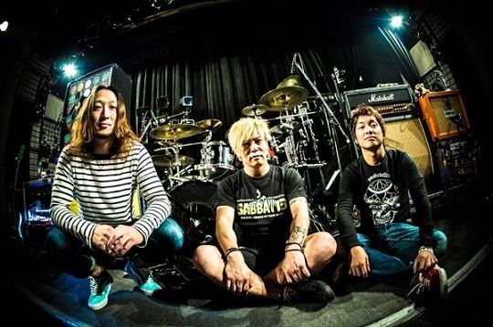 10-Feet 10FEET at GRASS STAGE ROCK IN JAPAN Sun 89 1830 on LIVE3 What