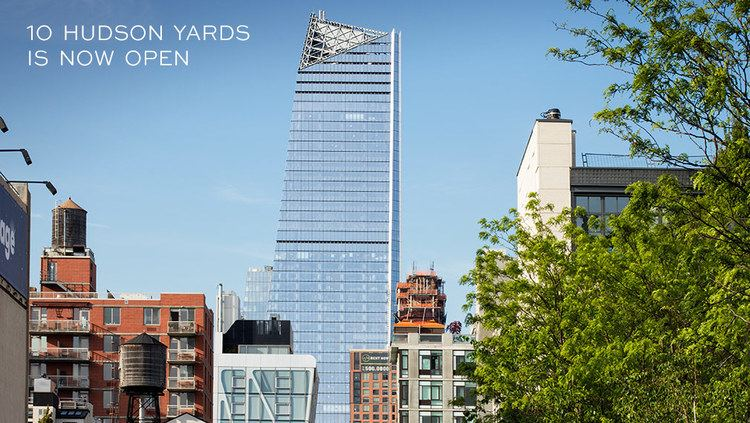 10 Hudson Yards 10 Hudson Yards Availabilities Hudson Yards