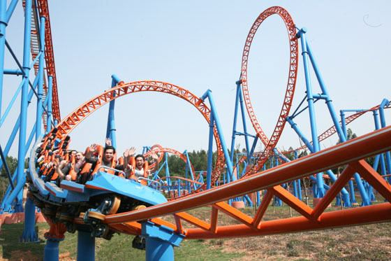 10 Inversion Roller Coaster Index of imagesgalleriesguangzhouimages