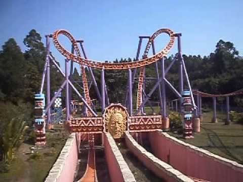10 Inversion Roller Coaster Guangzhou Chimelong Paradise 10 Inversion Roller Coaster YouTube