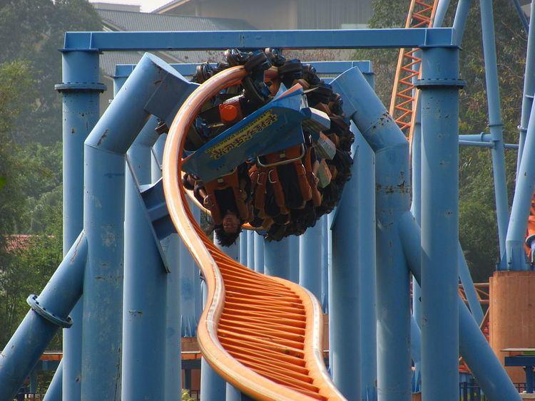 10 Inversion Roller Coaster 10 Inversion Roller Coaster Wikipedia