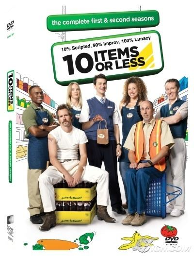 10 Items or Less (TV series) 10 Items or Less S1 and 2 IGN