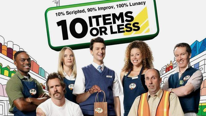10 Items or Less (TV series) 10 Items or Less 2006 for Rent on DVD DVD Netflix