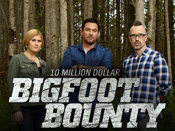 10 Million Dollar Bigfoot Bounty Cryptomundo Aspiring Bigfoot Hunter
