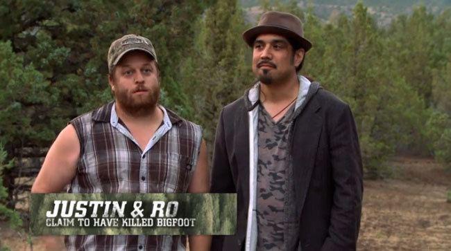 10 Million Dollar Bigfoot Bounty 10 Million Dollar Bigfoot Bounty contestant kills Bigfoot L7 World