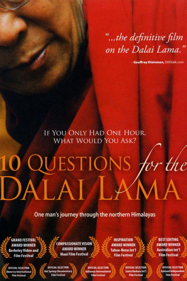 10 Questions for the Dalai Lama wwwgstaticcomtvthumbdvdboxart167483p167483