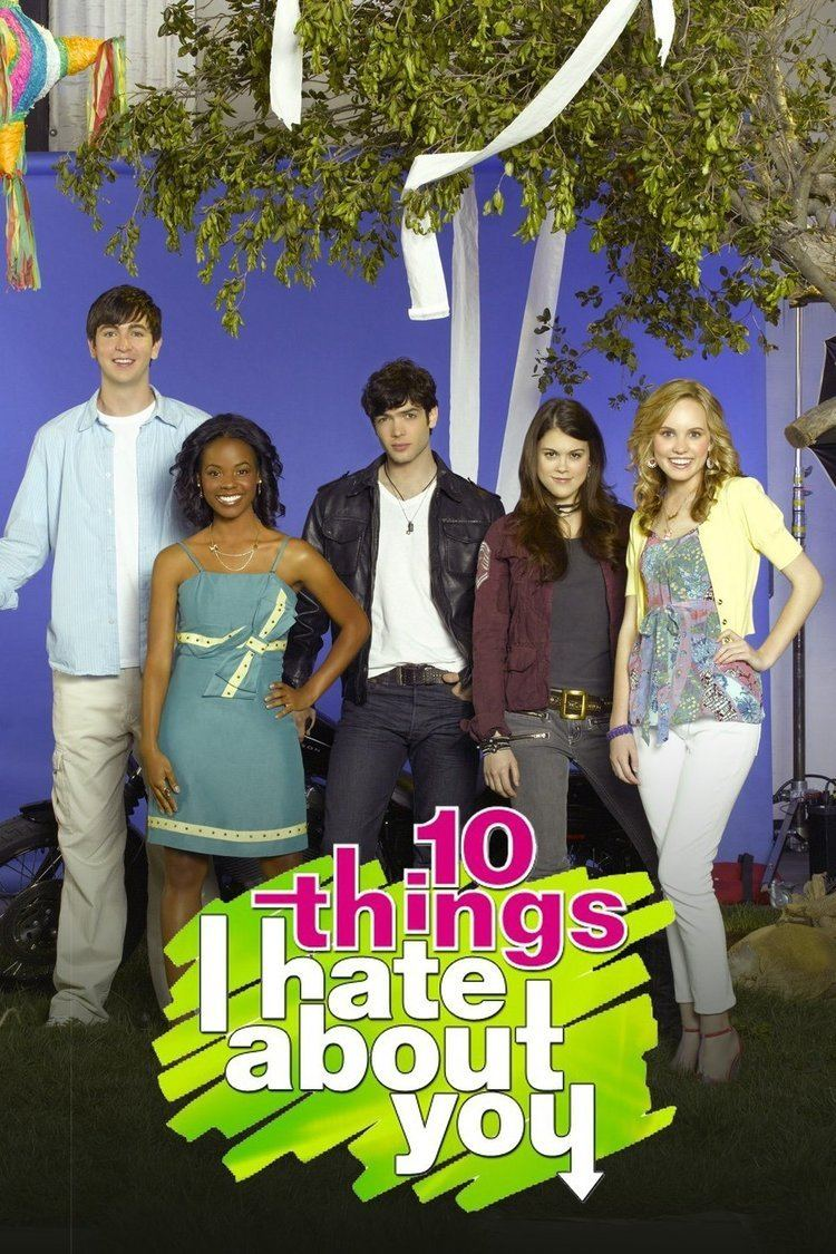 10 Things I Hate About You (TV series) wwwgstaticcomtvthumbtvbanners3564482p356448