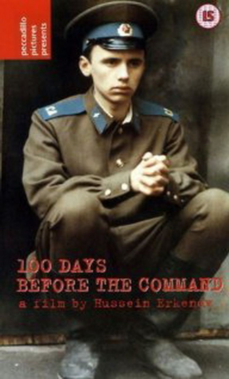 100 Days Before the Command movie poster
