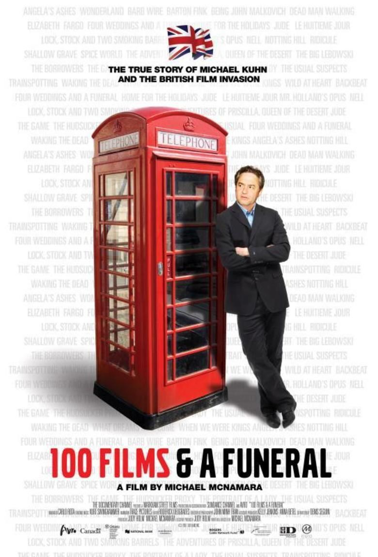100 Films and a Funeral movie poster