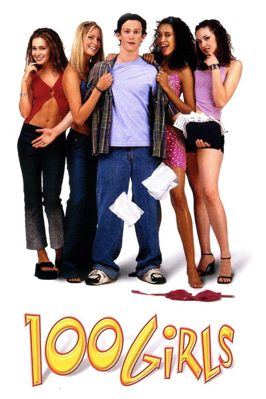 100 Girls movie poster