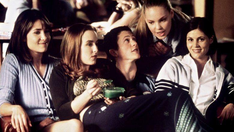 100 Girls movie scenes