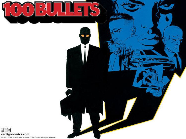 100 Bullets Comic Book Casting The 100 BULLETS TV Series