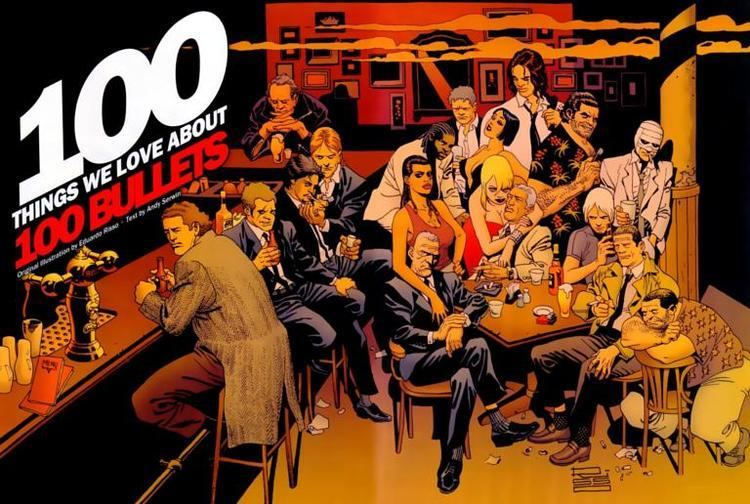 100 Bullets Tom Hardy signs on to bring noir comic 100 Bullets to television