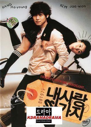 100 Days with Mr. Arrogant Teenagers Love in 100 Days with Mr Arrogant Korean Movie
