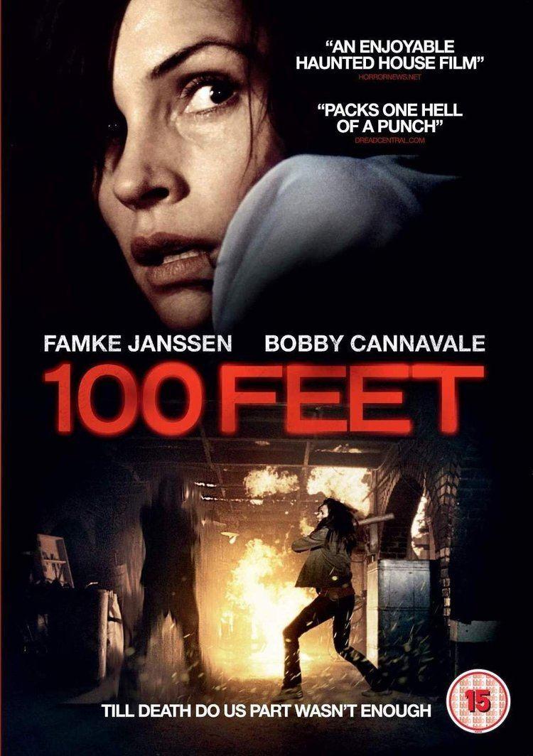 100 Feet 100 FEET Film Review THE HORROR ENTERTAINMENT MAGAZINE