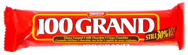 100 Grand Bar 100 Grand Bar HappySpeedy