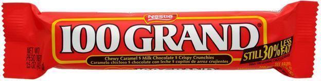 100 Grand Bar 100 Grand Bar Wikipedia