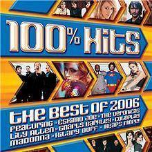 100% Hits: The Best of 2006 httpsuploadwikimediaorgwikipediaenthumb7