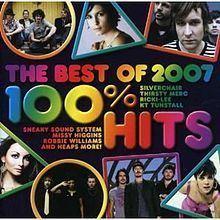 100% Hits: The Best of 2007 httpsuploadwikimediaorgwikipediaenthumb0