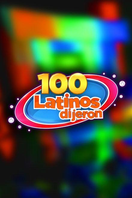 100 latinos dijeron 100 Latinos Dijeron mundofox FOX Play
