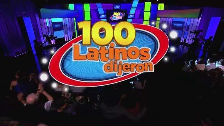 100 latinos dijeron 100 Latinos Dijeron Mundo Fox Opening Theme on Vimeo