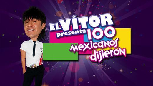 100 mexicanos dijeron 100 Mexicanos Dijieron en App Store