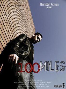 100 Miles movie poster