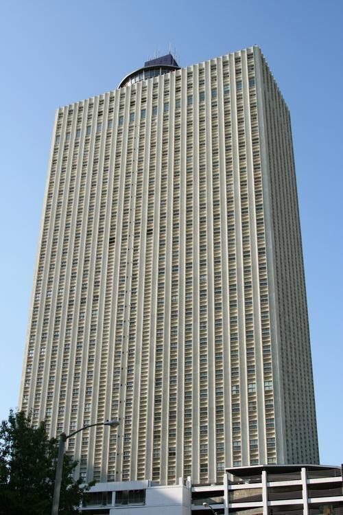 100 North Main 100 North Main Memphis Skyscraper