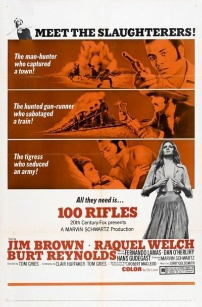 100 Rifles 100 Rifles Movie Review Film Summary 1969 Roger Ebert