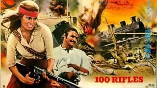 100 Rifles Jerry Goldsmith 100 Rifles Soundtrack Music Suite 1969 YouTube