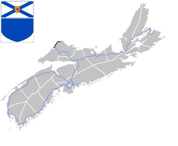 100-series highways (Nova Scotia)