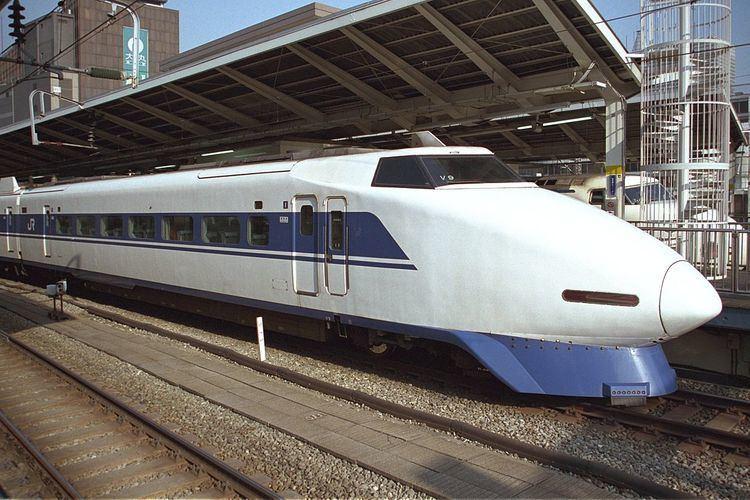 100 Series Shinkansen