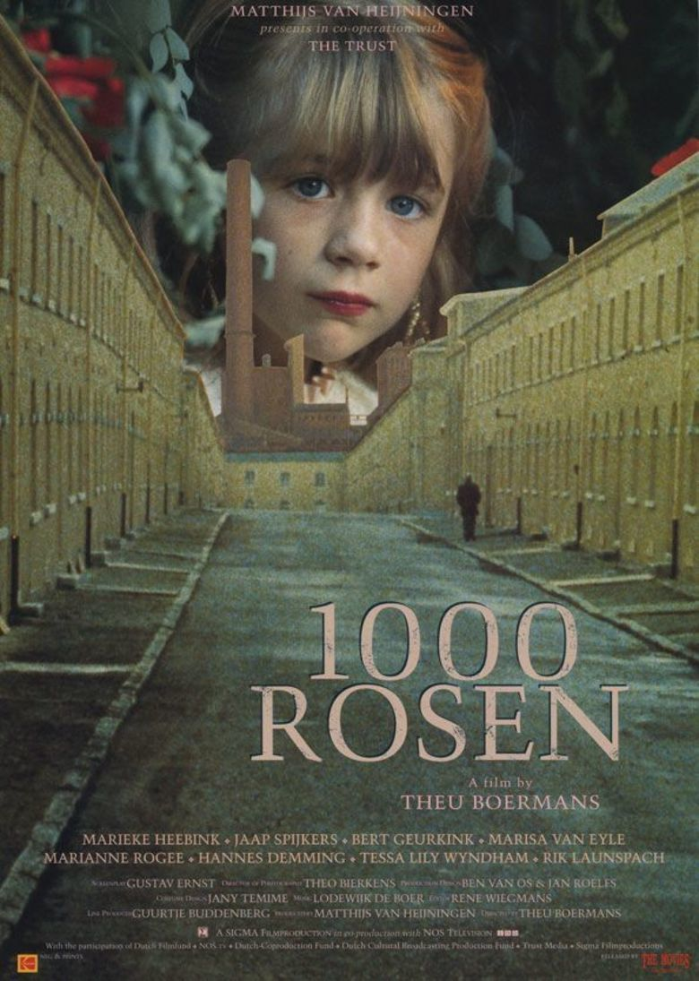 1000 Roses movie poster