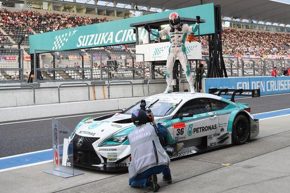 1000 km Suzuka James Rossiter Pictures 2014 AUTOBACS SUPER GT Round 6 43rd