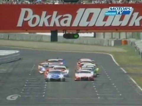 1000 km Suzuka SUPER GT 2006 Round 6 Suzuka 1000 km YouTube