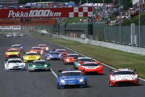 1000 km Suzuka Result Round 6 Suzuka 1000km MotorsportChannelcom