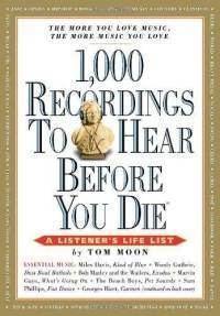 1,000 Recordings to Hear Before You Die uploadwikimediaorgwikipediaenbb31000Record
