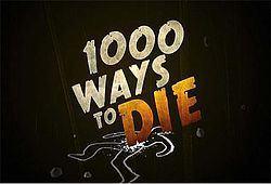 1000 Ways to Die httpsuploadwikimediaorgwikipediaenthumbb