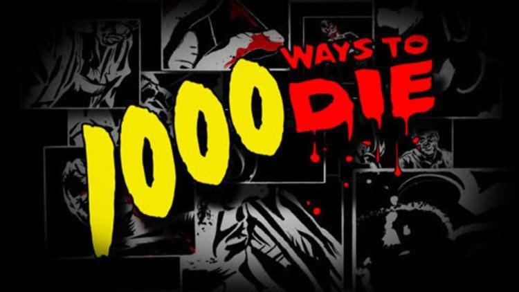 1000 Ways to Die 1000 ways to Die on Comicvine Battles Comic Vine