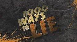 1000 Ways to Lie httpsuploadwikimediaorgwikipediaenthumbd